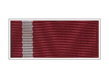 Лента Крест «За заслуги»