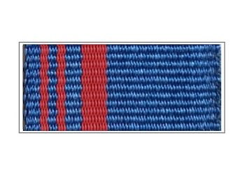Лента медали «100 лет Профсоюзам России»