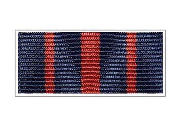 Лента медали «100 лет Советской милиции»