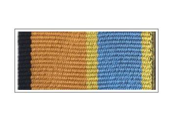 Лента к медали «100 лет Военно-воздушным силам»