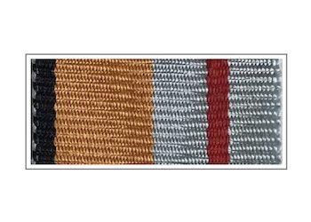 Лента медали «200 лет Министерству oбороны»