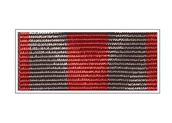 Лента медали «30 лет Советской Армии и Флота»