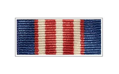 Лента медали «300 лет Российской полиции»