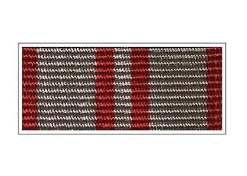 Лента медали «40 лет Вооруженных Cил СССР»