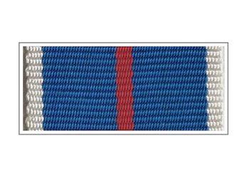 Лента медали «70 лет Президентскому полку»