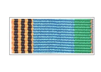 Лента медали «75 лет ВДВ»