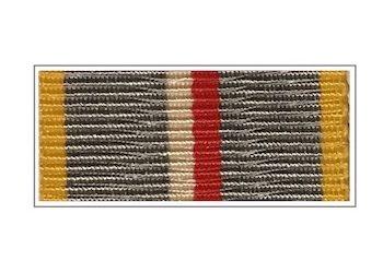 Лента медали «80 лет ВЧК-КГБ»
