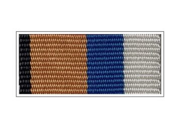 Лента медали «Адмирал Горшков»