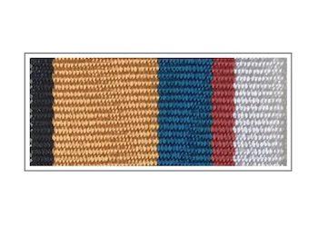 Лента медали «Адмирал Кузнецов»