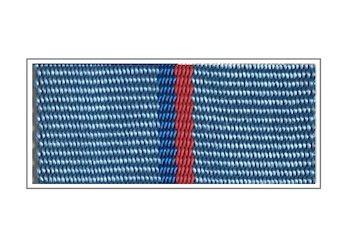Лента медали «Десантное братство» II степени