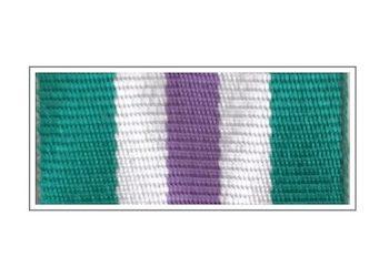 Лента медали «Дмитрий Бибиков»