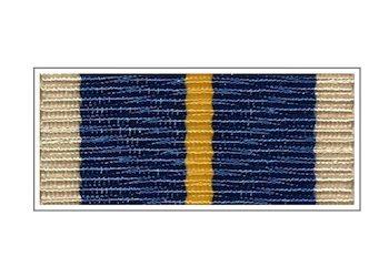 Лента медали ФСБ «За боевое содружество»