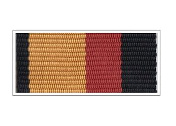 Лента медали «Генерал армии Комаровский»