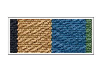 Лента медали «Генерал армии Маргелов»