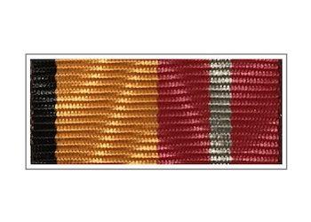 Лента медали «Генерал-полковник Дутов»
