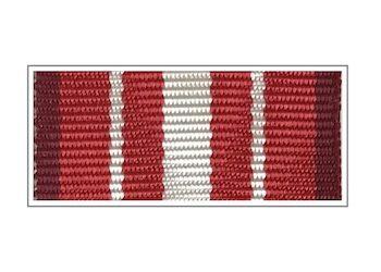 Лента медали «Комиссары. Политруки. Замполиты»