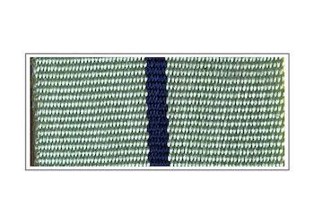 Лента медали «Партизану Отечественной войны» II степени