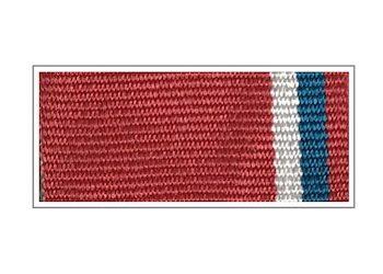 Лента Медаль «В память 850-летия Москвы»