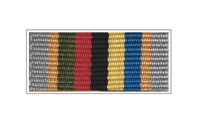 Лента медали «Ветеран-интернационалист»