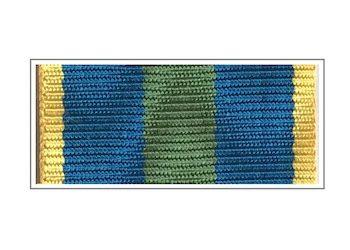 Лента медали «Ветеран следственных органов»