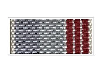 Лента к медали «Ветеран труда»