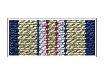 Лента к медали «За оборону Кавказа»