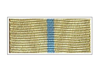 Ленты к медали «За оборону Одессы»