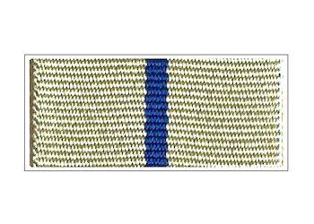 Лента к медали «За оборону Севастополя»
