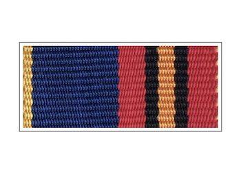 Лента медали «За отличие при выполнении специальных заданий»