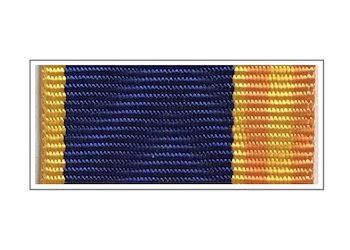 Лента медали «За отличие в борьбе с террором»