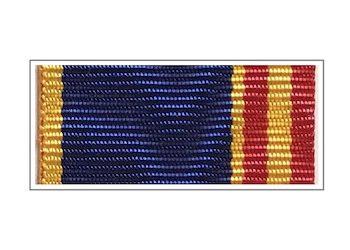 Лента медали «За отличие в обеспечении экономической безопасности»