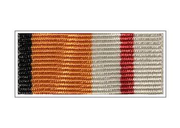 Лента медали «За отличие в соревнованиях» I степени