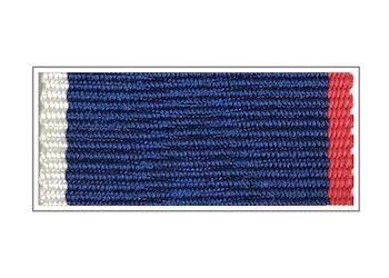 Лента медали «За отличие в труде»