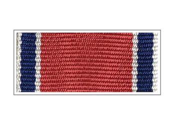 Лента к медали «За отвагу на пожаре»