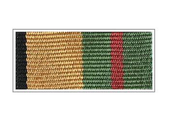 Лента медали «За разминирование»