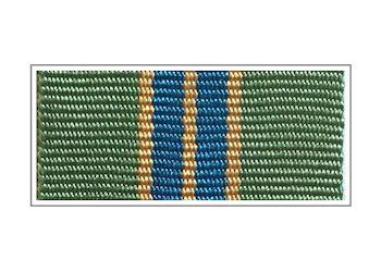 Лента медали «15 лет за службу в ФССП»