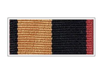Лента в медали «За службу в морской пехоте»