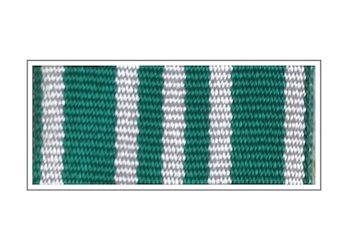 Лента медали «За службу в таможенных органах» III степени