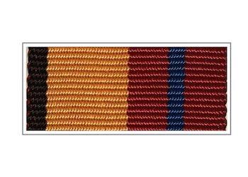 Лента медали «За трудовую доблесть»