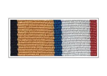 Лента медали «За возвращение Крыма»