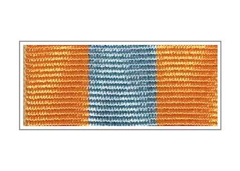 Лента медали «За взятие Будапешта»
