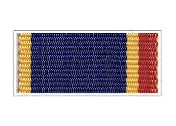 Лента медали «За заслуги в обеспечении экономической безопасности»