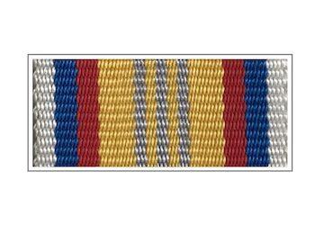 Лента ордена «Петра Великого» III степени