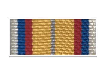 Лента Ордена «Петра Великого» I степени