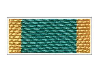 Лента ордена Суворова II степени
