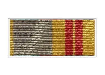 Лента Ордена Трудовой Славы II степени