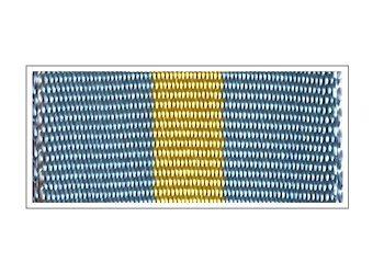 Лента Орден «За службу Родине в ВС СССР» I степени