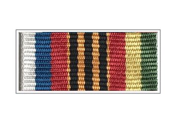 Лента ордена «За службу России» (ВАН КБ)