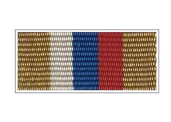 Лента Ордена «Жукова»