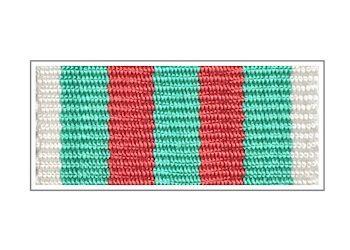 Лента Знака «Служба в Таджикистане»